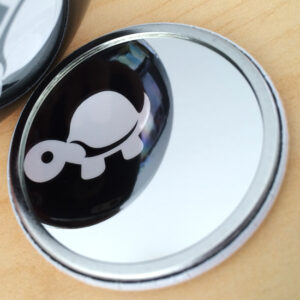 TIT Pocket Mirrors - reflection